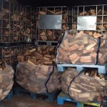 Kiln Dried Hardwood Logs – Bulk Bag
